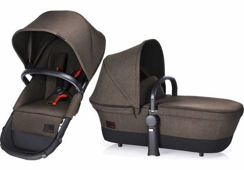 Cybex 2017 Cybex Priam 2-in-1 Light Seat - Desert Khaki