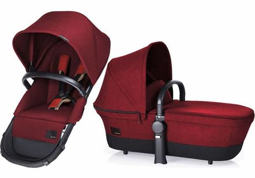 Cybex 2017 Cybex Priam 2-in-1 Light Seat - Hot And Spicy
