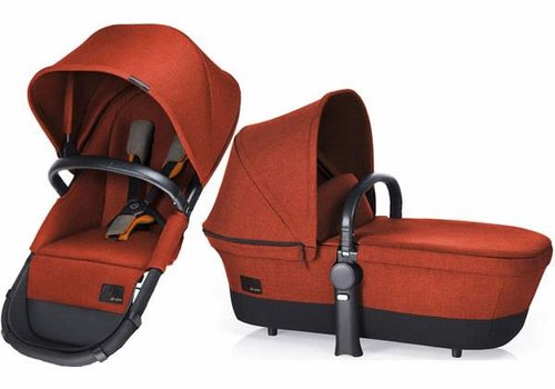 Cybex 2017 Cybex Priam 2-in-1 Light Seat - Autumn Gold
