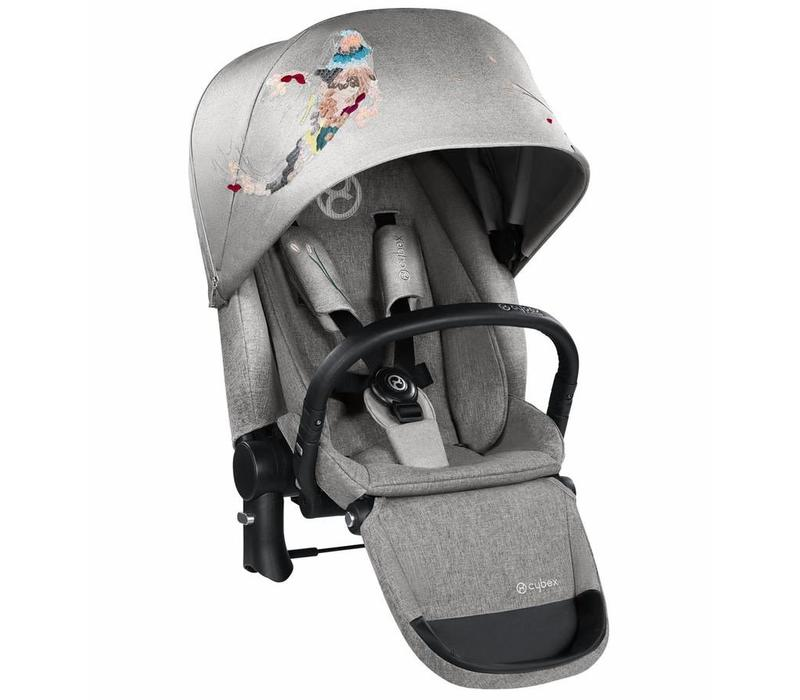 Cybex Priam Lux Seat In Koi