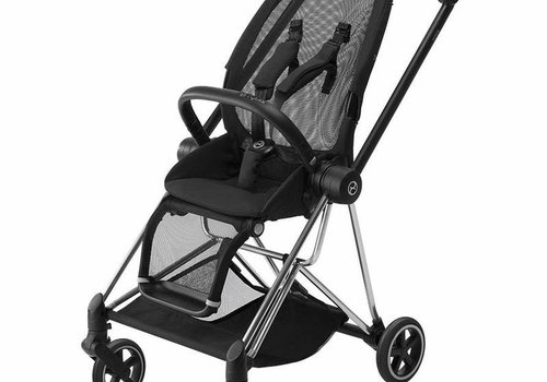Cybex Cybex Mios Seat And Frame In Chrome
