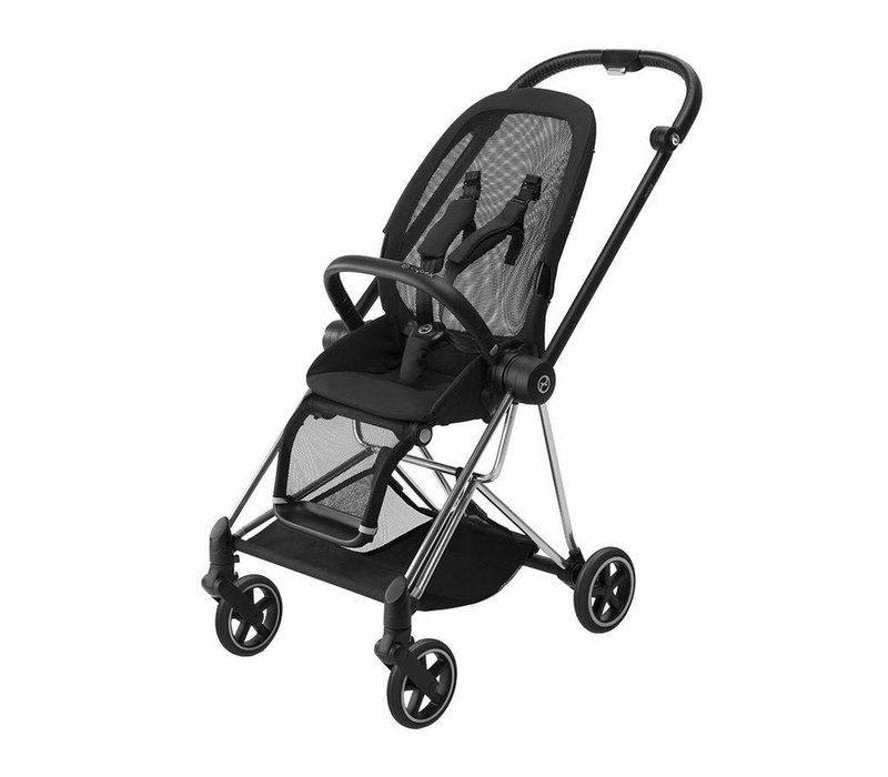 Cybex Mios Seat And Frame In Chrome