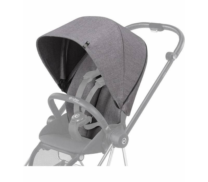 Cybex Mios Color Pack Comfort Inlay In Manhattan Grey