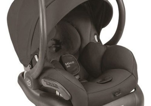 Maxi Cosi 2017 Maxi Cosi Mico 30 Infant Car Seat With Base In Devoted Black