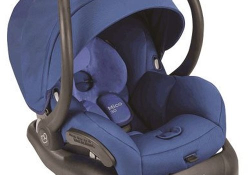 Maxi Cosi 2017 Maxi Cosi Mico 30 Infant Car Seat With Base In Vivid Blue
