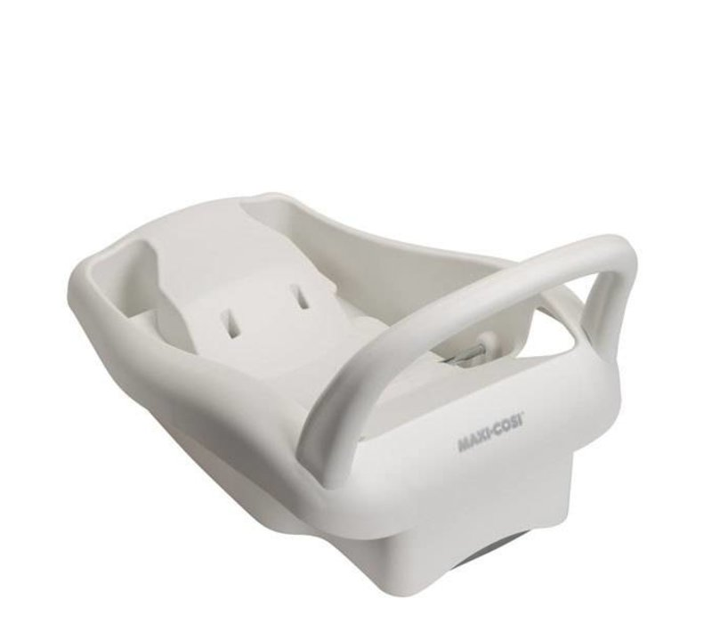 Maxi Cosi Mico Max Stand Alone Infant Car Seat Base In White