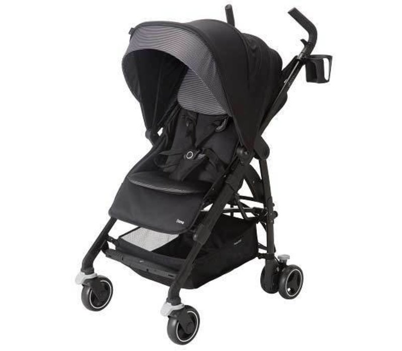 CLOSEOUT!! Maxi Cosi Dana Stroller In Devoted Black