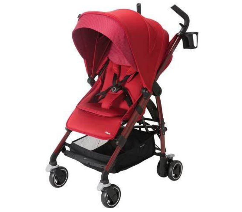 CLOSEOUT!! Maxi Cosi Dana Stroller In Red Rumor
