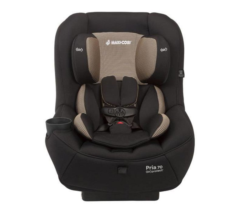 2017 Maxi Cosi Pria 70 Convertible Car Seat In Black Toffee