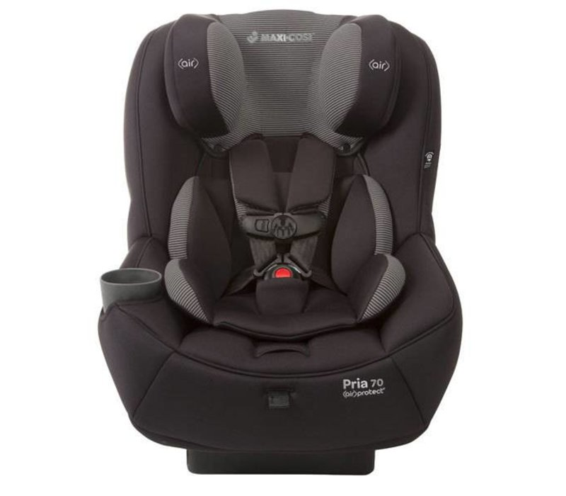 CLOSEOUT!! 2017 Maxi Cosi Pria 70 Convertible Car Seat In Black Gravel