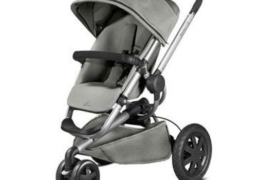 Quinny Quinny Buzz Xtra Wheel Stroller In Grey Gravel