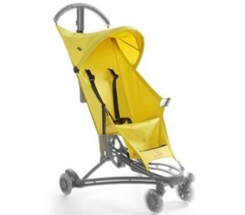 CLOSEOUT!! Quinny Yezz Stroller Seat Cover In Yellow Move