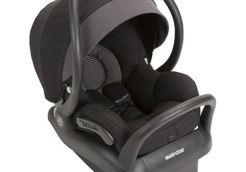 Maxi Cosi 2017 Maxi Cosi Mico Max Infant Car Seat With Base In Devoted Black