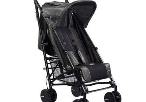 Mima Kids Mima Kids BO Stroller In Black