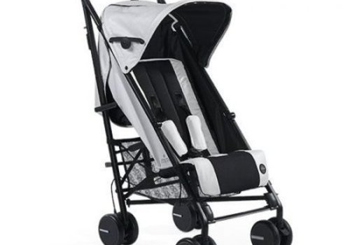 Mima Kids Mima Kids BO Stroller In Snow White