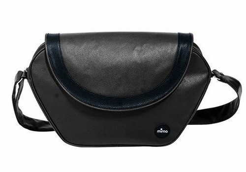 Mima Kids Mima Kids Trendy Changing Bag In Black