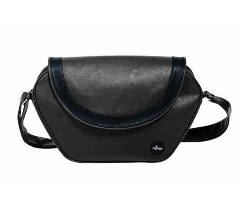 Mima Kids Trendy Changing Bag In Black