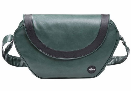 Mima Kids Mima Kids Trendy Changing Bag In British Green