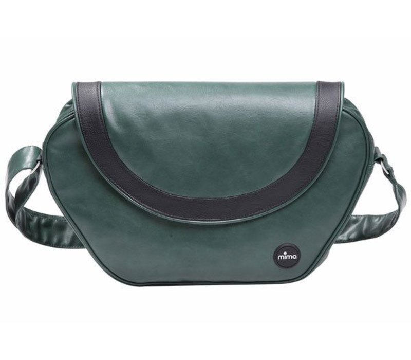 Mima Kids Trendy Changing Bag In British Green