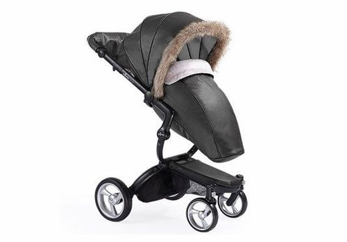 Mima Kids Mima Kids Xari Winter Outfit In Black