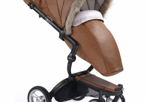 Mima Kids Mima Kids Xari Winter Outfit In Camel