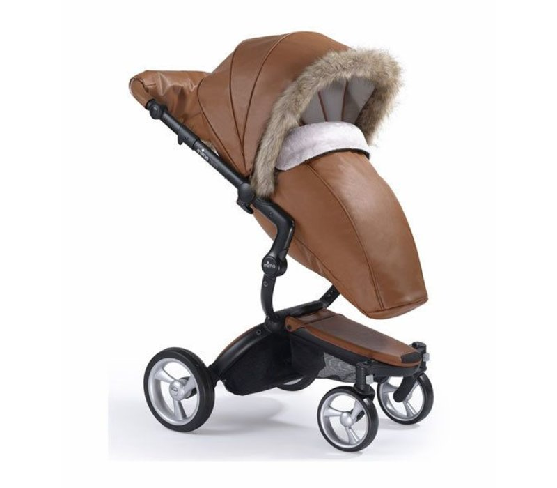 Mima Kids Xari Winter Outfit In Camel