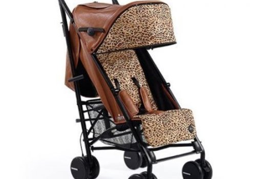 Mima Kids Mima Kids BO Fashion Kit In Leopard
