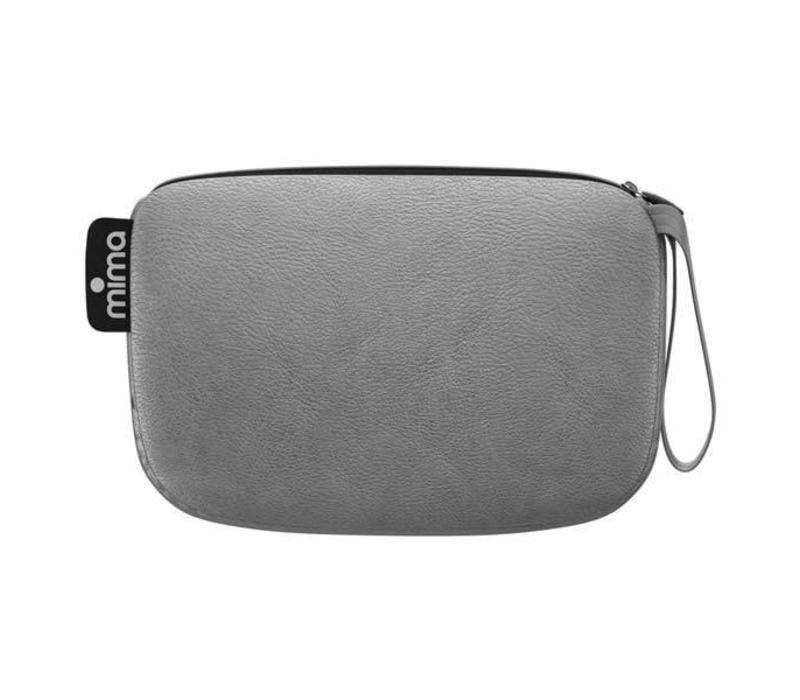 Mima Kids Clutch In Argento