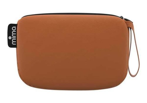 Mima Kids Mima Kids Clutch In Camel