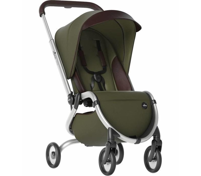 Mima Zigi Stroller In Olive Green