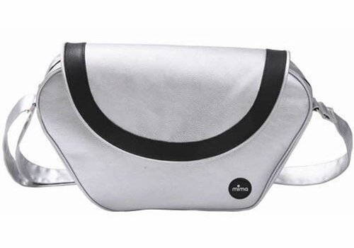 Mima Kids Mima Kids Trendy Changing Bag In Argento