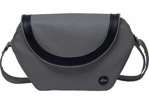 Mima Kids Mima Kids Trendy Changing Bag In Cool Grey