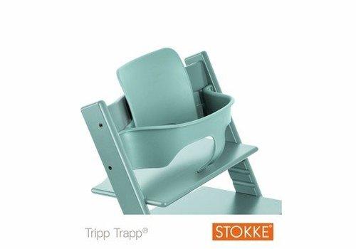Stokke Stokke Tripp Trapp Baby Set In Aqua Blue