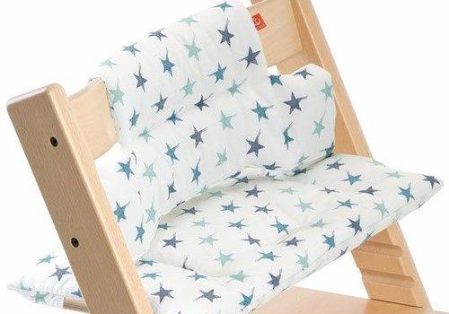 Stokke Stokke Tripp Trapp Cushions In Aqua Star
