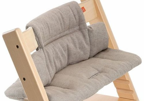 Stokke Stokke Tripp Trapp Cushions In Hazy Tweed