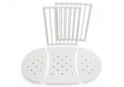 Stokke Stokke Sleepi Bed Extensions To Convert The Mini Crib To A Crib In White