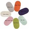 Nook Sleep Nook Stokke Oval Sleepi Crib Mattress Cover In Misty Grey