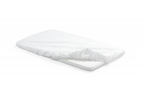 Stokke Stokke Home Cradle Fit Sheet In White