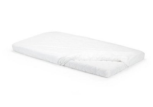 Stokke Stokke Home Bed Fit Sheet 2pc In White