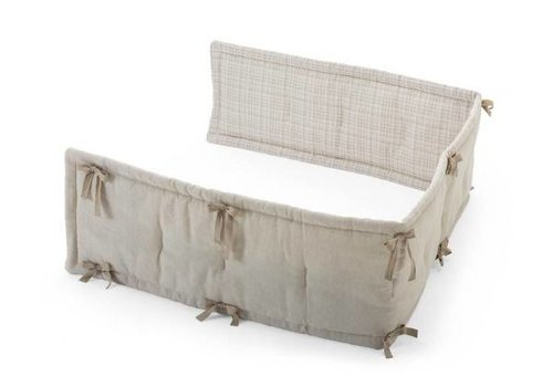 Stokke Stokke Home Half Bumper In Natural