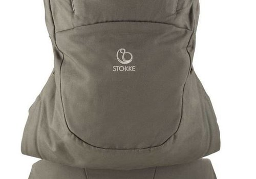 Stokke Stokke MyCarrier Front And Back Carrier In Brown