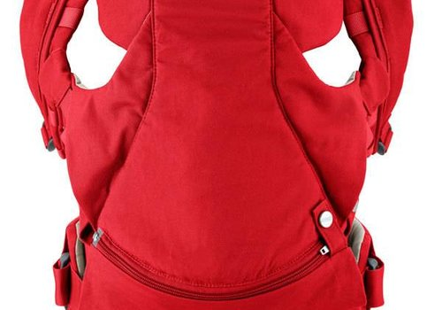 Stokke Stokke MyCarrier Front Carrier In Red