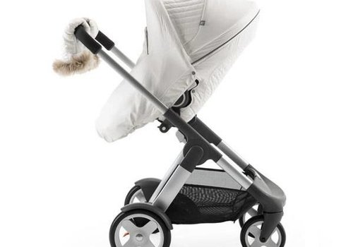 Stokke Stokke Winter Kit In Pearl White