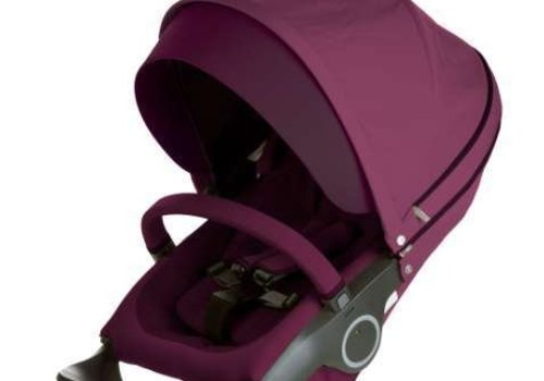 Stokke Stokke Xplory Or Crusi Textile Set In Purple (Fabric Only)