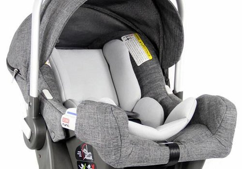 Stokke Stokke Pipa Infant Car Seat by Nuna - Black-  Black Melange