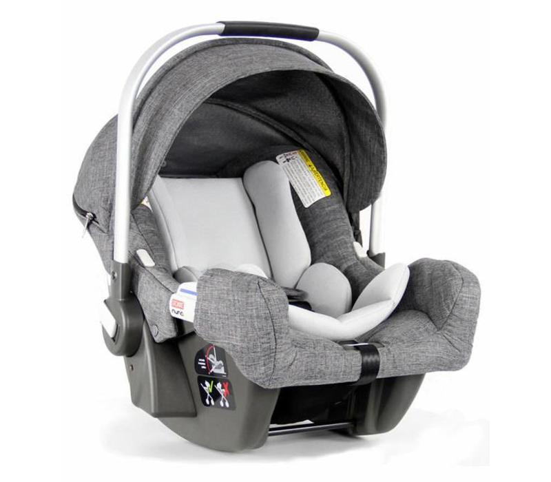 Stokke Pipa Infant Car Seat by Nuna - Black-  Black Melange