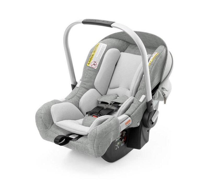 Stokke Pipa Infant Car Seat by Nuna - Grey Melange