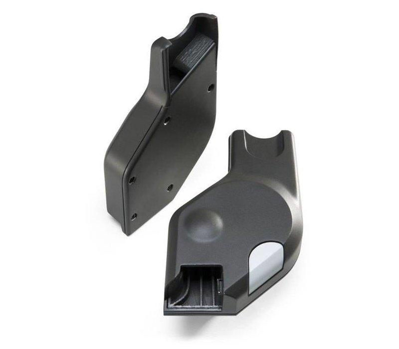 Stokke Xplory, Scoot, Or Trailz Car Seat Adaptor For Nuna, Maxi Cosi, Cybex Aton