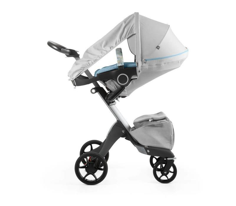 Stokke Summer Kit In Floral Blue