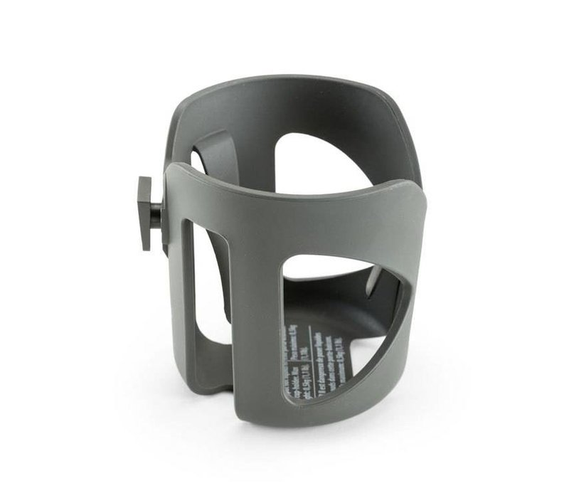 Stokke Stroller Cup Holder In Dark Grey